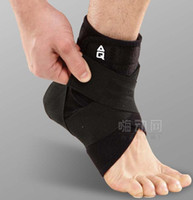 Wholesale AQ professional football basketball badminton Adjustable Ankle protector support ankle brace