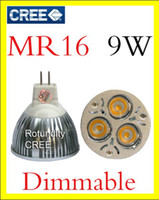 Wholesale 10pcs x MR16 W x3W GX5 GU5 CREE LED Spot Light Bulb Spotlight spot lamp DC V