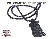 Wholesale BLACK GOODWOOD NYC Exclusive Limited Edition Jesus Piece Pendant hiphop Necklace hip hop Pendant