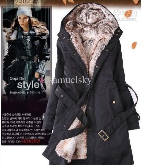 mini melissa 2015 sale faux fur coats women winter coat patchwork fur