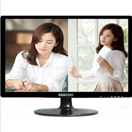 Wholesale 24 inch wide computer LCD monitor screen TV with a line