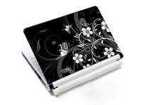 Wholesale 10 quot quot laptop notebook skin sticker cover mix order with tracking