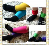 Wholesale Children popkid in Tube Socks New Girls Relent Color Stockings Princess Socks Piles of socks