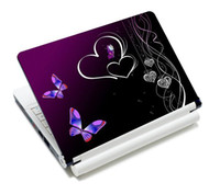 Wholesale 13 quot quot laptop notebook colorful skin sticker cover mix order with tracking number