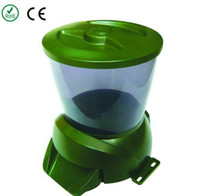 Wholesale Digital Automatic Pond Fish Feeder Aquarium Food Timer