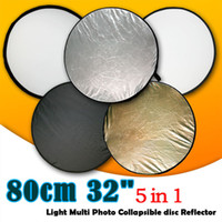 Wholesale 32 quot cm IN Collapsible Light Reflector