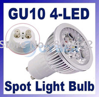 Wholesale New GU10 Warm White LED Spot Bulb