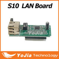 Wholesale Post Lan board for openbox s10 skybox s10 HD PVR RJ45 Ethernet Port satellite receiver