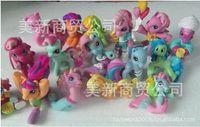 Wholesale Hasbro joy pony treasure Sally my little pon plastic toys no retail packaged