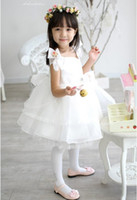 Reference Images beautiful love images - Child wedding dress cute Princess dress beautiful Angel Dress lovely white kids love Flower girl