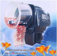 Wholesale Digital Automatic Aquarium Tank Fish Food Feeder Timer