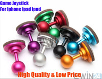 Wholesale Joystick Arcade Gaming Stick Controller For Apple Iphone S G GS New Good Quality