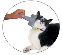 Large Easy2Clean Grooming Brush Dog Cat Brush Pet QuickFlip ...