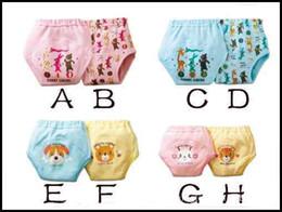 Wholesale NWN Baby boys girls layer Training Pants waterproof training pants potty training baby potty pants
