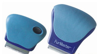 Small Easy2Clean Grooming Brush with Rotating head & Qui...