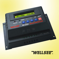 Wholesale solar charge discharge controller WS C2430 A V V sun solar controller sun solar charge CE Rohs