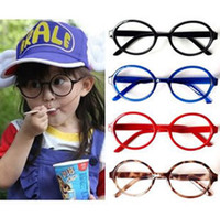 Wholesale Baby jewelry no lens eyeglass frame Harry Potter round frame children glasses spectacles frame