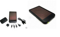 Wholesale sale hot mAh Solar Battery Panel USB Charger for Cell Phone MP3 PDA pad car auto