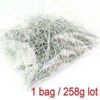 Wholesale 1bag g flat head jewelry needle pins fashion Jewellery accessories PT