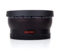 Wholesale 55mm x Wide Angle Lens For Nikon D3100 D7000 D3000 D90