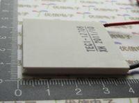 Wholesale 5 pieces TEC1 Thermoelectric Cooler Peltier Plate TEC V New
