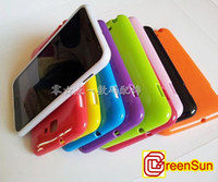 Plastic n7000 tpu - 100pcs TPU Gel Soft Silicone Cover Case Covers Cases for Samsung Galaxy Note GT N7000 I9220