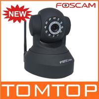 Wholesale Original Foscam FI8918W Wireless IP Camera Wifi Network IR LEDs NightVision CMOS Sensor Webcam Se