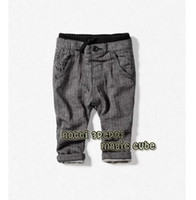 magic cube - baby Boys Pants boys pants magic cube pants boy casual trousers girls pants B txm