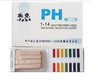 Wholesale Full Range pH Test Paper Strips universal test pape