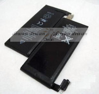 Wholesale Replacement Battery Pack for iphone G IP4 IOS Hot selling