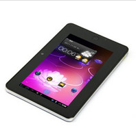 Wholesale P1000 Thin inch Capacitive Android S5PV210 Cortex A8 MB GB Tablet PC v7 c71 C91