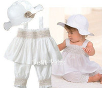Wholesale doomagic baby skirt and Leggings pants and hat set Piece baby girl suit princess toddler in stock