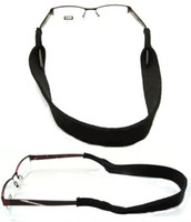 Wholesale High quality retainers SUNGLASS EYEWEAR BRAIDED Elastic Neck STRAP LANYARD HOLDER Eyeglass Glasses N