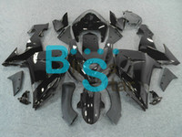 Wholesale Full Fairing all black fairings for ninja ZX R ZX10R zx r R6C