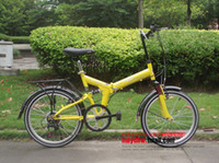 Wholesale New speed inches of folding bike folding bike car