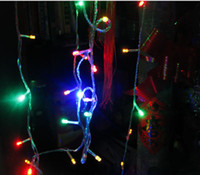 Wedding Christmas Decoration String Colorful 100 led light 1...
