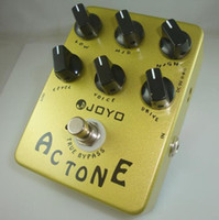 Wholesale Electric Guitar Amp AC Tone Effects Pedal Joyo JF13 True Bypass classic British rock sound