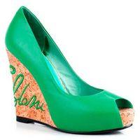 Slip-On Women Summer New Style Fashion Lady Fish mouth Sandal Wedge Heel Sandal Size:34-39 #3060
