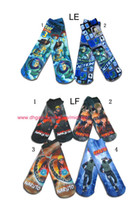 Wholesale Mix Styles Baby Cartoon Toys Car Ben10 etc socks stockings Baby children s socks Kids socks