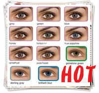 Wholesale FreshLook Contact Lenses Colors Special Design For Halloween Party