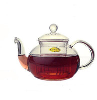 Wholesale ml High Resistance Glass Teapot Glass Teapot for people High quality Teapot GTP007