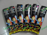 Wholesale Glow light Straw Fluorescent Straws Bar Luminous Drinking Straws bag China Post