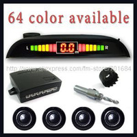 Wholesale Car Parking Display Black Sensor System Reverse Radar
