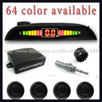 Wholesale Car LED Display Parking Gray Sensor Reverse Backup Radar CP168