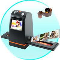Wholesale 35mm Film Scanner With LCD And SD Card Slot Stand Alone Model