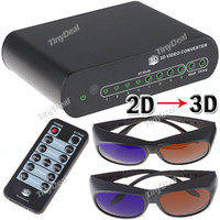 3d converter - Novel D to D Conversion Signal Video Converter Box Set for TV Movie Blue Ray Xbox DVD PS3