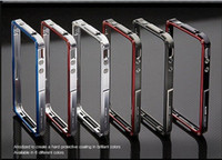 Wholesale Blade Bumper Case Aluminum Bumper Frame Blade Case Cover For iPhone S G