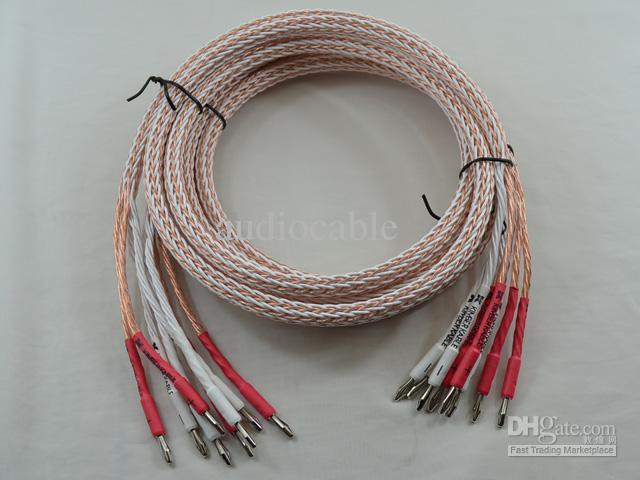 2016 Kimber Kable 12tc Speaker Cable With All Banana Plugs ...