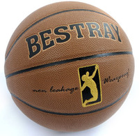 Wholesale High quality Bestray Leather basketball indoor outdoor basketball Standard men s basketball freeship