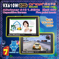 Wholesale HKPAM quot ONDA VX610W Capacitive MB GB Tablet PC Wifi OTG Five point touch Android